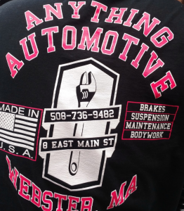 Anything Automotive - Main St East - Webster, MAA